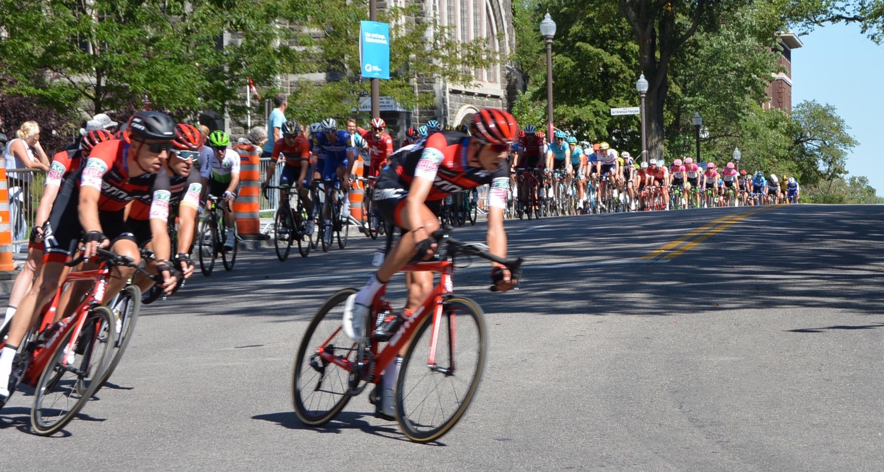 Doublé pour Matthews au Québec, les Français dans le Top 10