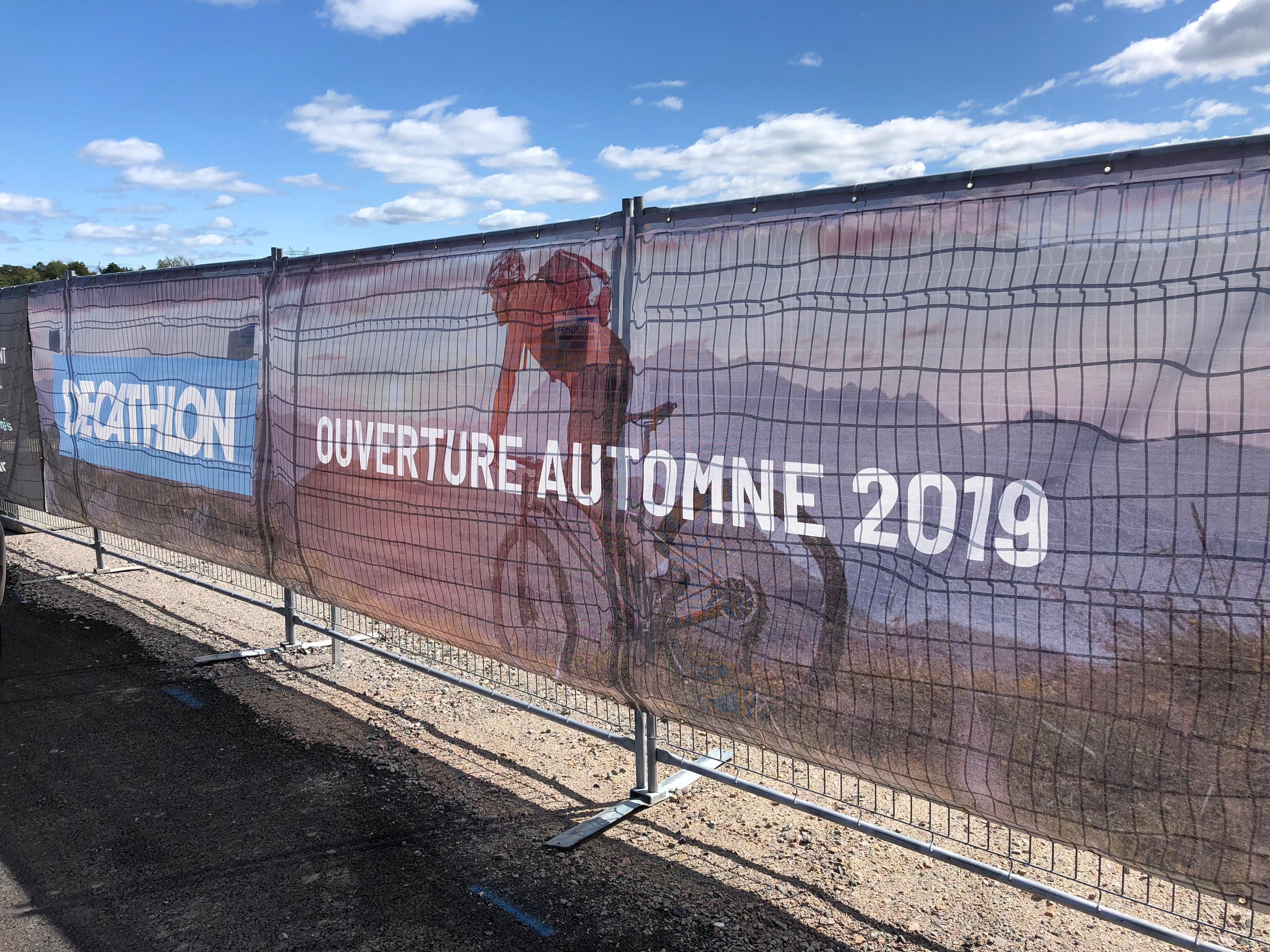 Décathlon Québec ouvrira dans l'Ilot Mendel, face au nouveau Ikea