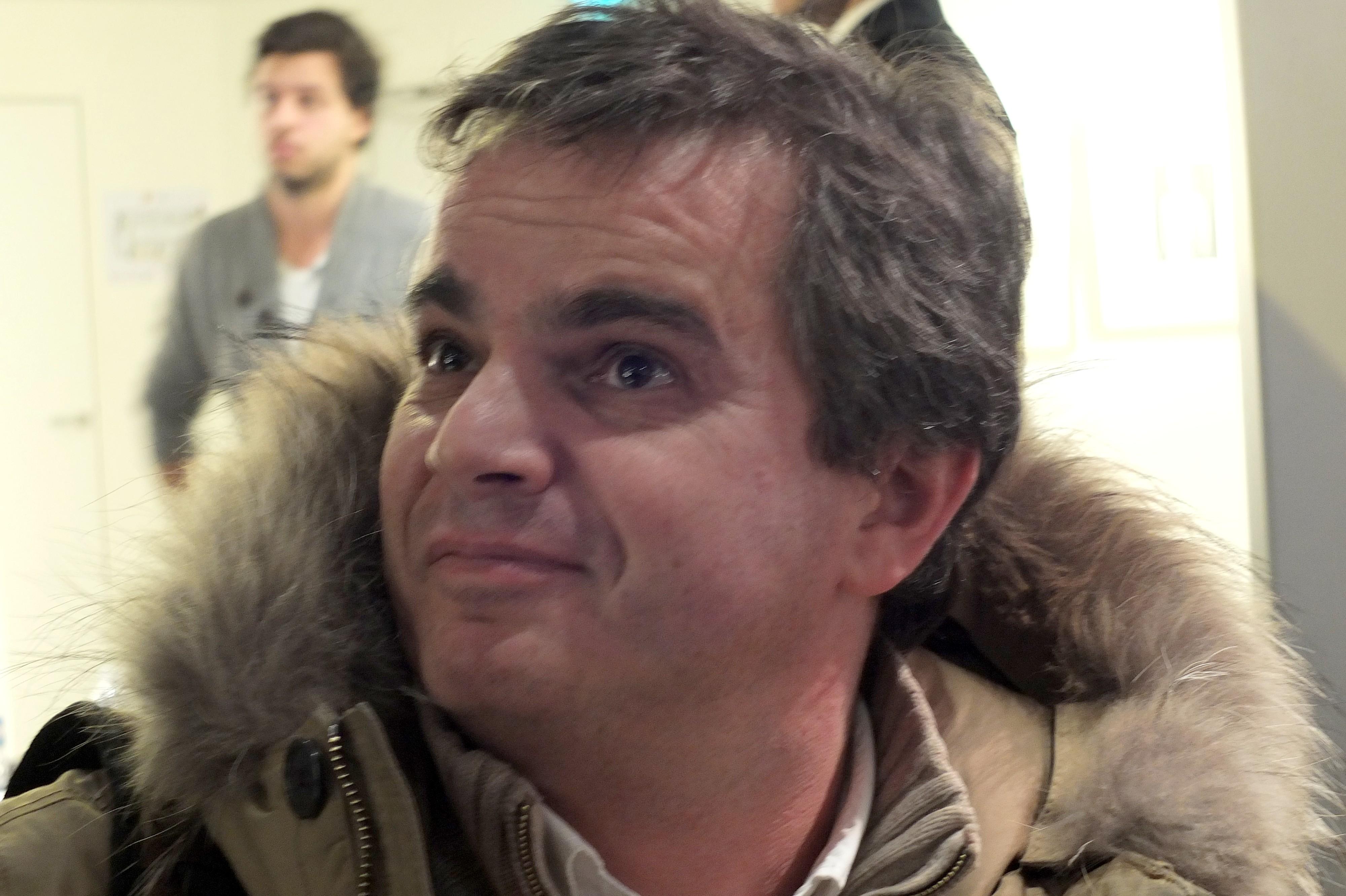 Alexandre Jardin préfère Rimouski à Paris